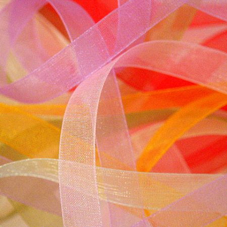 10mm Organza Ribbon