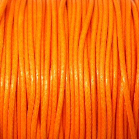 Cotton Wax Cord: 2mm