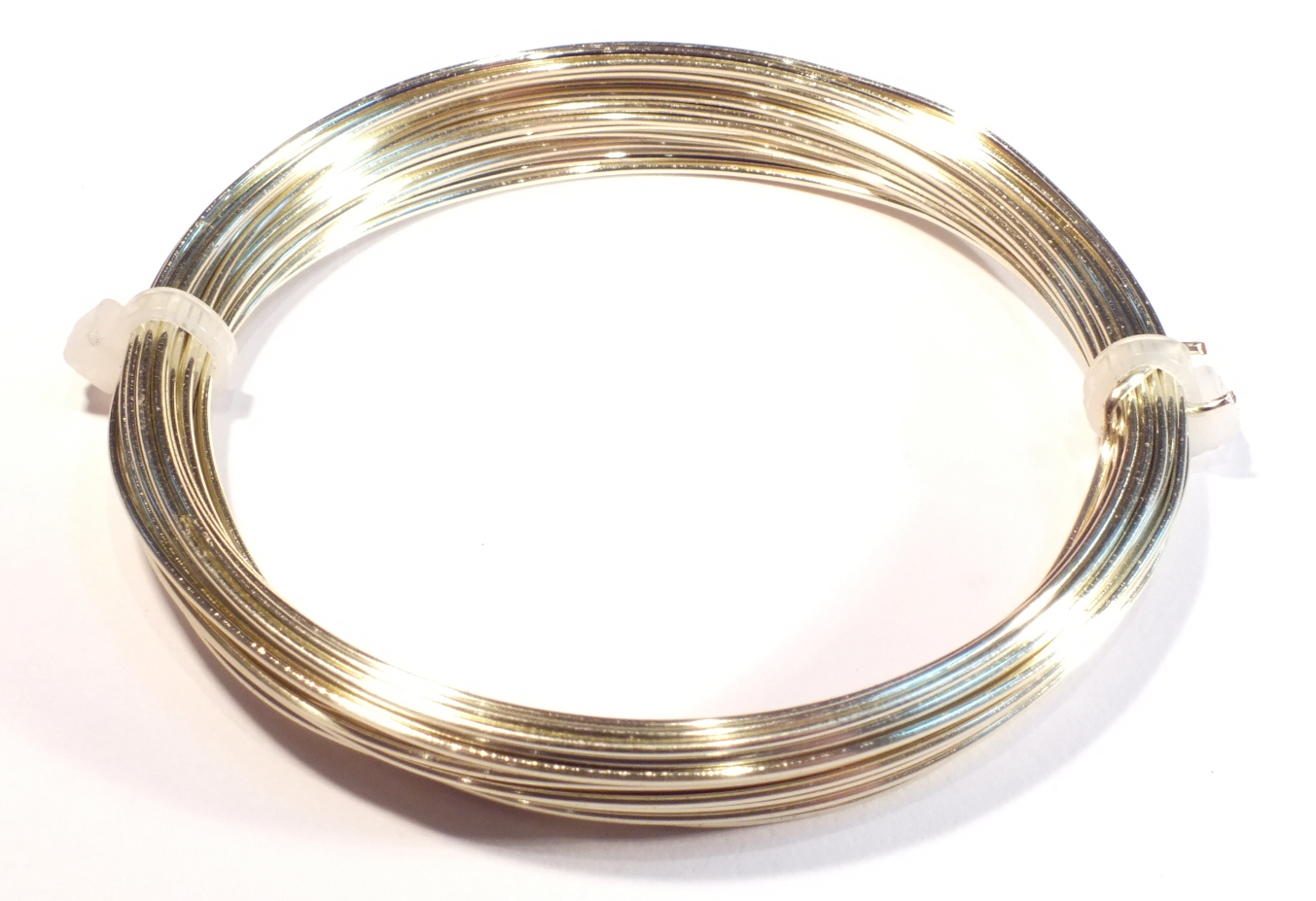 Supa Champagne Craft Wire 0.5mmx15m – The Beadster